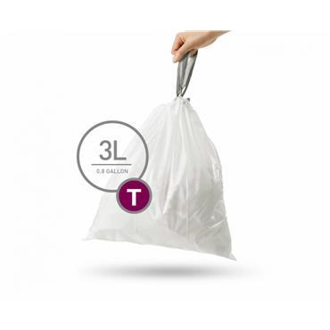 Simple Human T bin liners