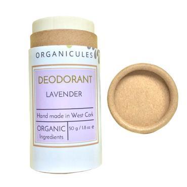 Organicules Deodorant - Lavender