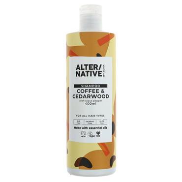Coffee & Cedarwood Shampoo