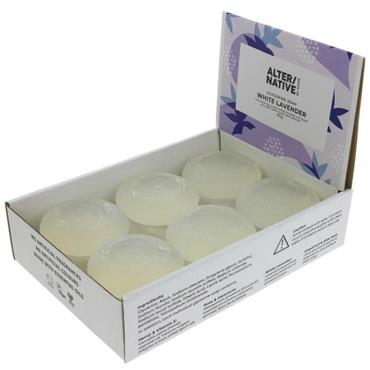 Glycerine Soap White Lavender