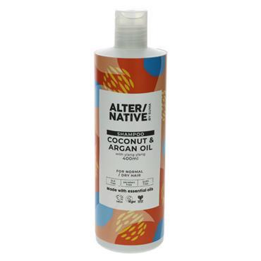Coconut & Argan Oil Shampoo