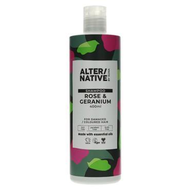 Rose & Geranium Shampoo