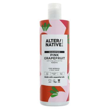 Pink Grapefruit & Aloe Shampoo