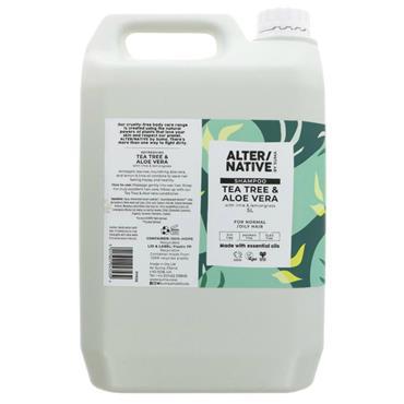 Tea Tree & Aloe Vera Shampoo 5L