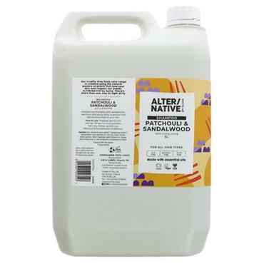 Patchouli & Sandalwood Shampoo 5L