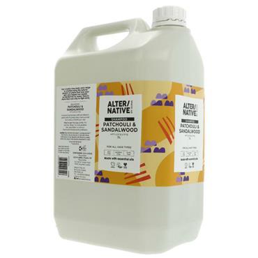 Patchouli & Sandalwood Shampoo