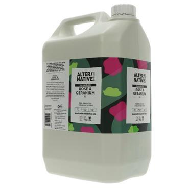 Rose & Geranium Shampoo 5L