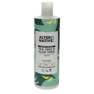 Alter/native Tea Tree & Aloe Vera Conditioner 400ML