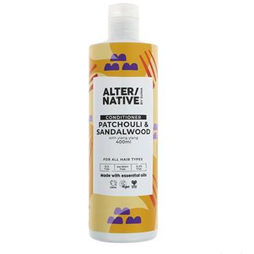 ALTERNATIVE Patchouli & Sandalwood Conditioner 400ML