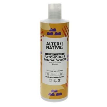 Alter/native Patchouli & Sandalwood Conditioner 400ML