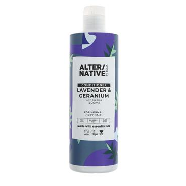 ALTER/NATIVE Lavender & Geranium Conditioner 400ML