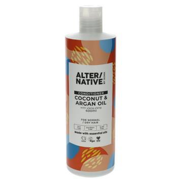 ALTER/NATIVE Coconut & Argan Oil Conditioner 400ML