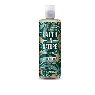 FAITH Blue Cedar Shampoo 400ML