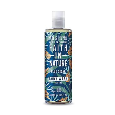 FAITH Blue Cedar Body Wash 400ML