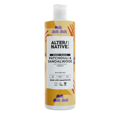 Alter/native Patchouli & Sandalwood Body Wash 400ML