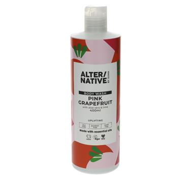 ALTER/NATIVE Pink Grapefruit Body Wash 400ML
