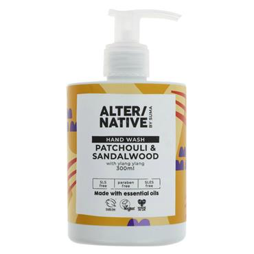 Alter/native By Suma Patchouli & S'wood Hand Wash