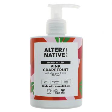 Alter/native By Suma Pink G'fruit & Aloe Hand Wash