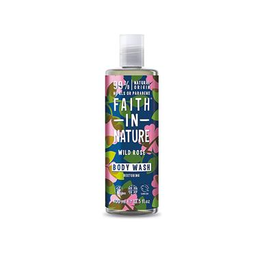 FAITH Wild Rose Body Wash 400ML