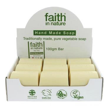 Faith In Nature - Tea Tree Soap ( Loose)