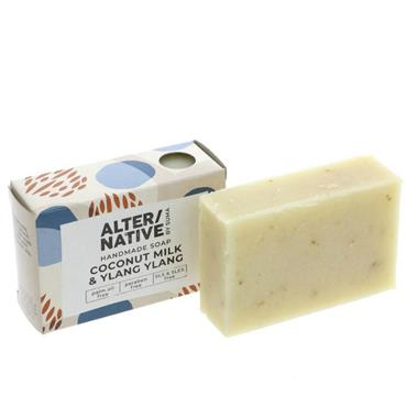 Alter/native By Suma Boxed Soap Coconut Milk& Ylang