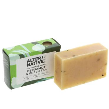 Alter/native Boxed Soap Bergamot& Green Tea