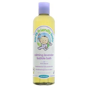 Earth Friendly Baby Organic Lavender Bubble Bath