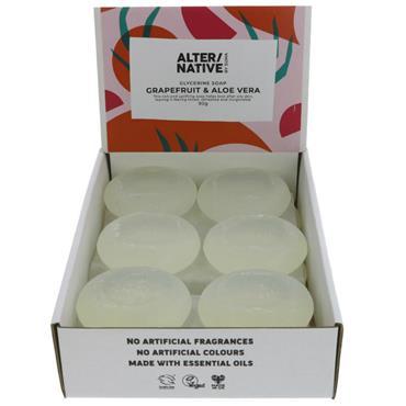 Glycerine Soap Grapefruit&Aloe