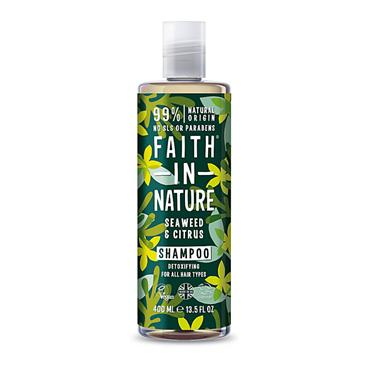 FAITH Seaweed & Citrus Shampoo 400ML