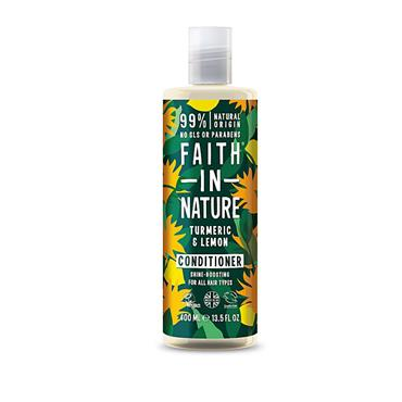 FAITH Turmeric & Lemon Conditioner 400ML