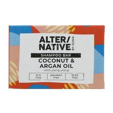 Alter/Native by Suma Glycerine Shampoo bar Coconut