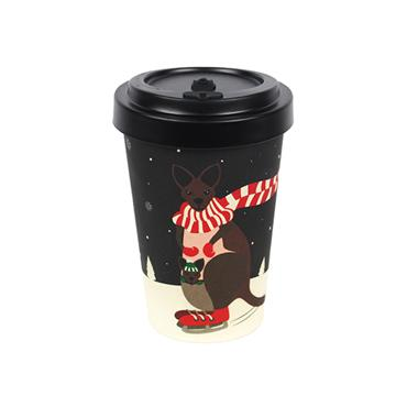 Bamboo Cup - Winter Kangaroo (Limited Edition)