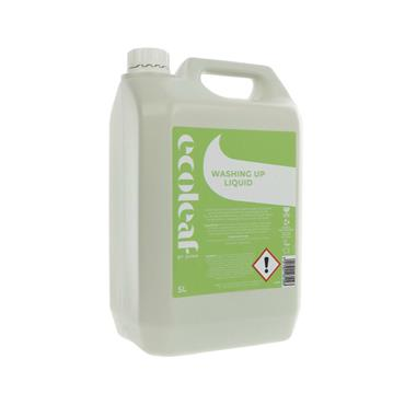 Ecoleaf Washing Liquid 5 litre