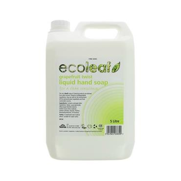 Ecoleaf Liquid Hand Soap Grapefruit (5L)