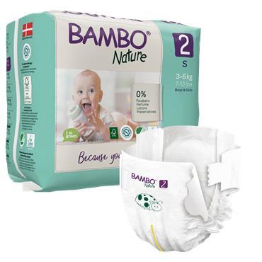Bambo Nature Nappies Mini 30 Nappies