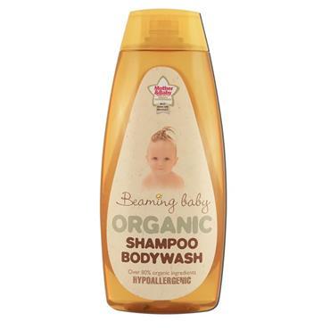 Organic Babycare Shampoo & Bodywash