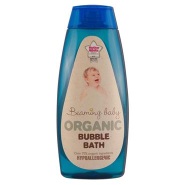 Beaming Baby Organic Babycare Bubble Bath