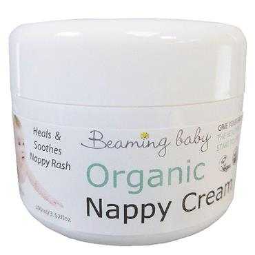 Beaming Baby Organic Nappy Cream 100ml