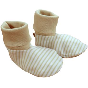 Organic Cotton Booties Chemical Free