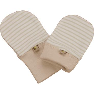 Organic Cotton Scratch Mittens Chemical Free