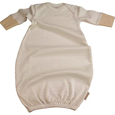 Organic Baby Gown Chemical Free 3-12 Months