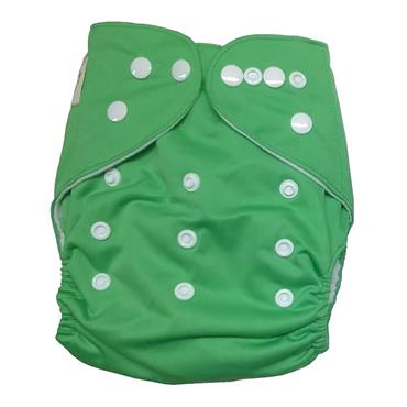 Beaming Baby Washable Birth to Potty Cloth Nappy Popper Fastening (4 colours Available)
