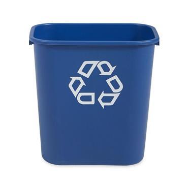 Deskside Wastebasket 26.6L