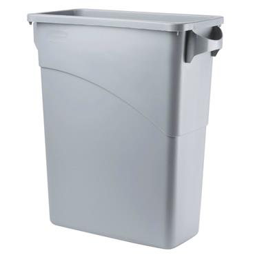 Rubbermaid SlimJim Waste Container 87L
