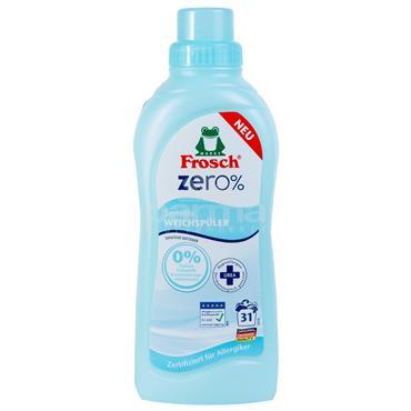 Frosch Zero Fabric Softener - 750ML