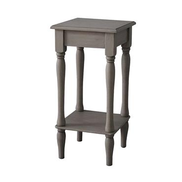 Home Inspirations Savannah Grey Square Table