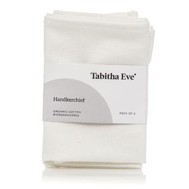 Tabitha Eve Organic Handkerchiefs - Set 2