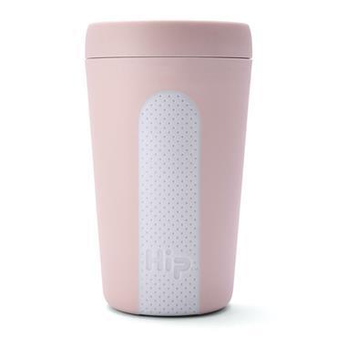 Hip Travel Cup - BLUSH & CLOUD (12oz)