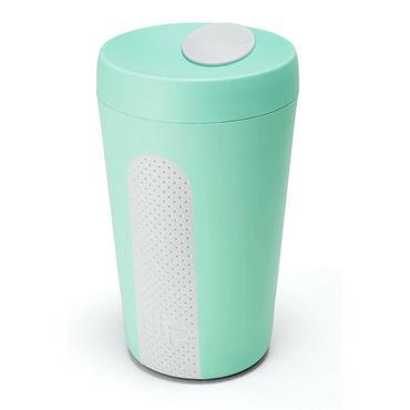 Hip Travel Cup - MINT & CLOUD (12 oz)