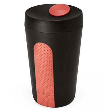 Hip Travel  Cup - MIDNIGHT & CORAL (12 oz)